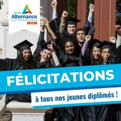 Groupe Alternance Dijon Mâcon résultats BTS promotion 2021